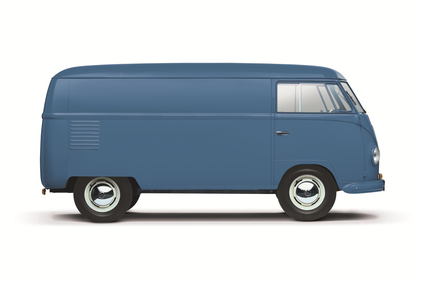 60 years volkswagen transporter celebrates six decades of uk success. Black Bedroom Furniture Sets. Home Design Ideas