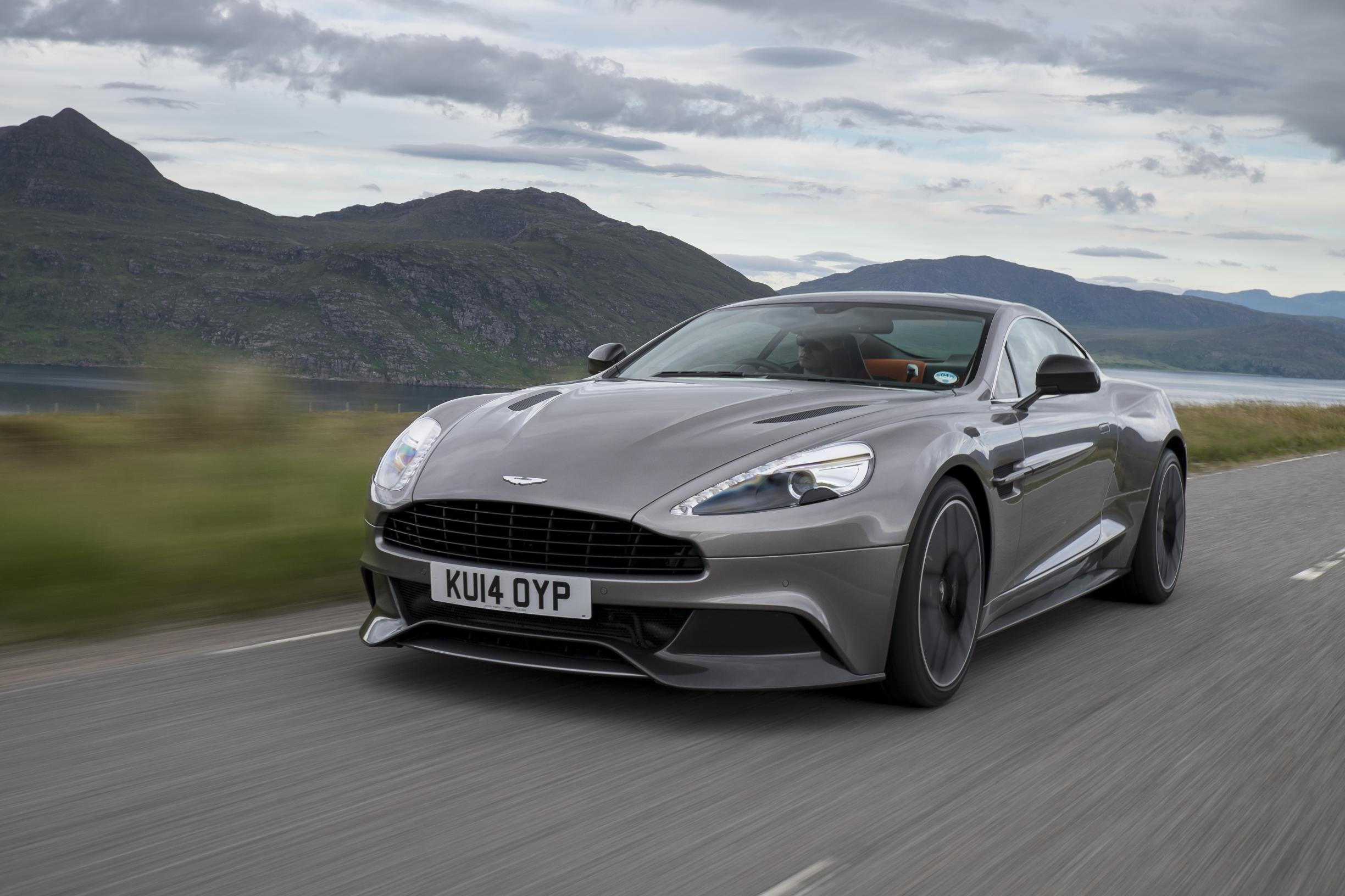dynamic enhancements for aston martin vanquish and rapide s - usa