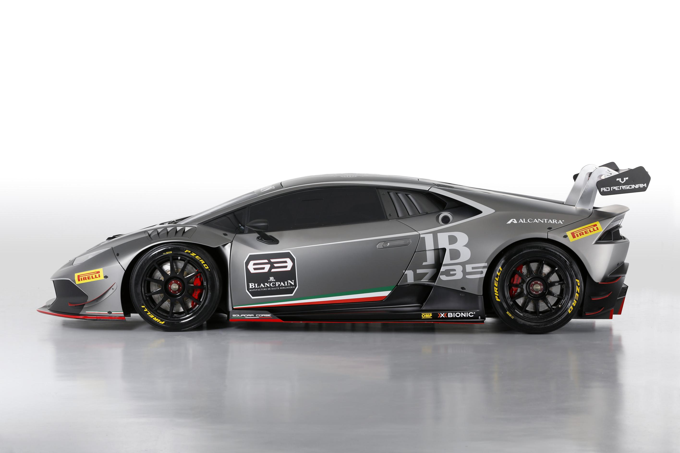 Santu0027Agata Bolognese, 20 August 2014. Automobili Lamborghini Presents Its  New Generation Racecar Developed By Its Motorsport Department: The New  Huracán LP ...