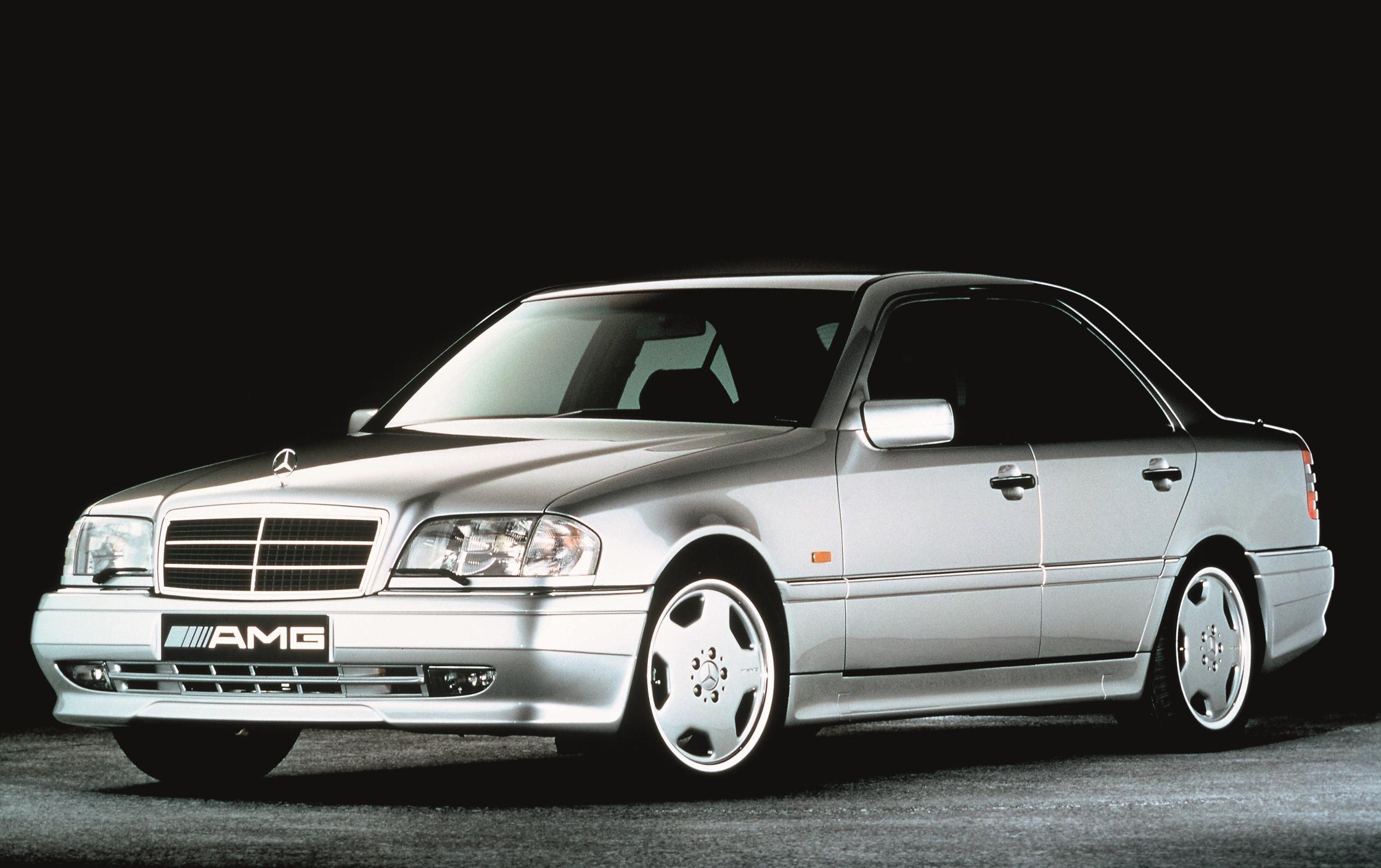 C 36 AMG 1993