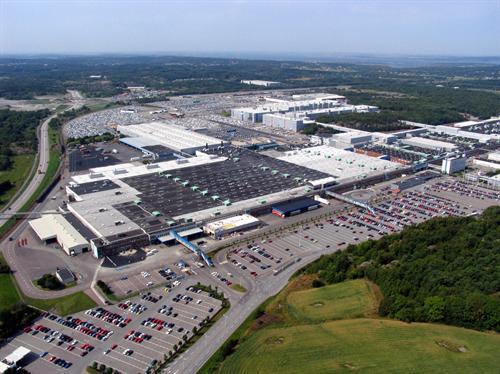 Volvo Cars Torslanda Plant