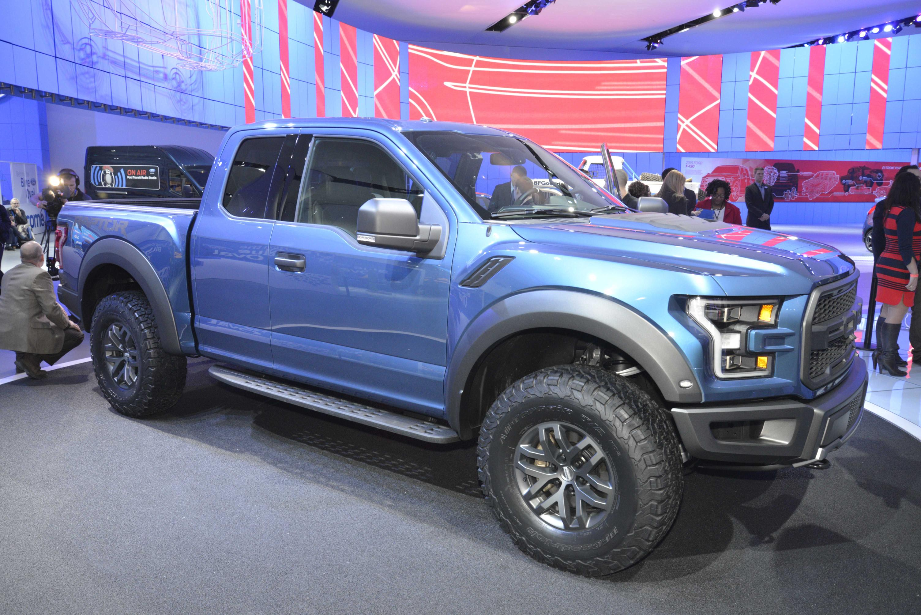 ALL-NEW F-150 RAPTOR IS FORD\'S TOUGHEST, SMARTEST, MOST CAPABLE ...