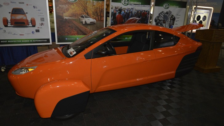 ELIO MOTORS TO BUILD ENGINE FROM THE GROUND UP