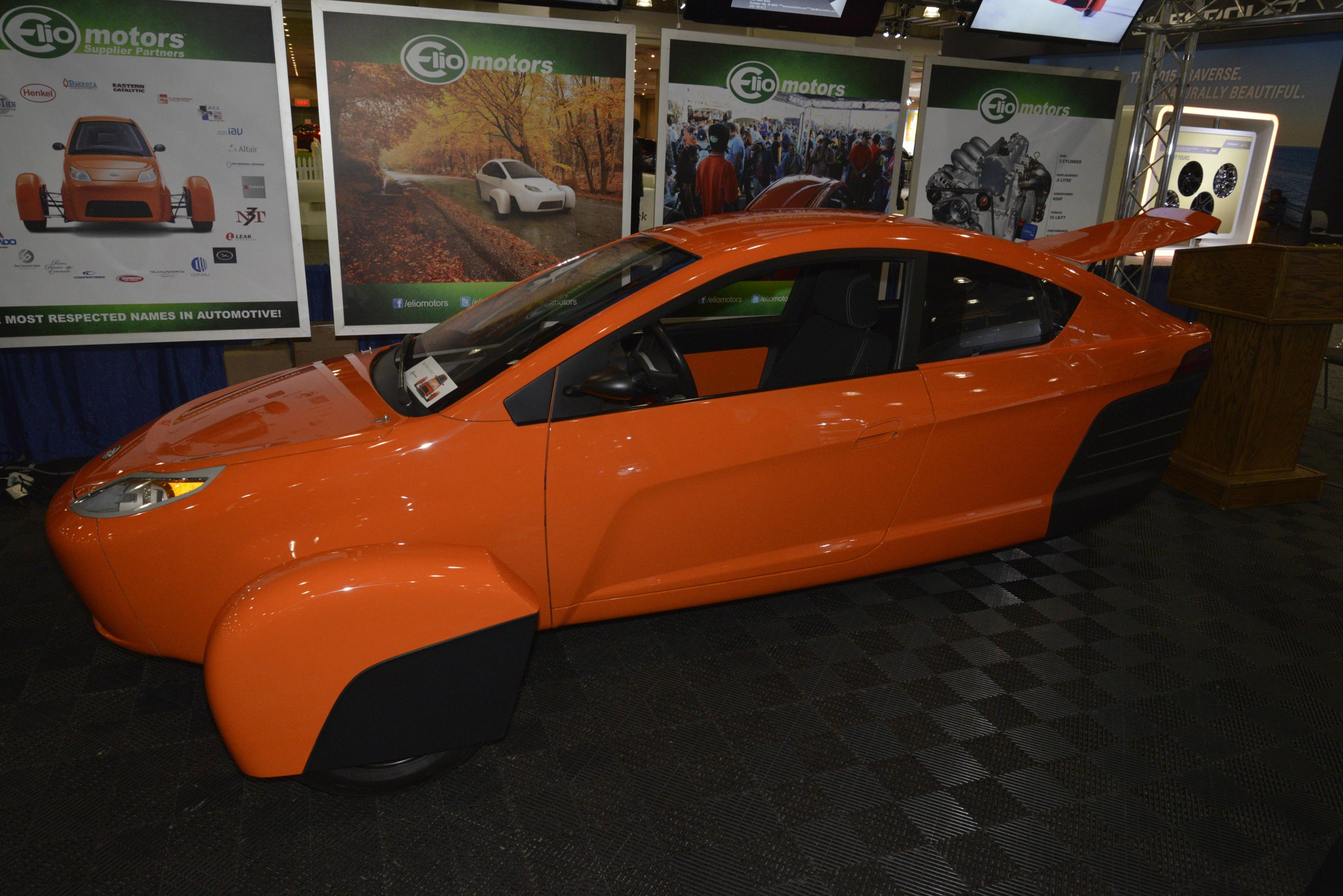 ELIO MOTORS TO BUILD ENGINE FROM THE GROUND UP - myAutoWorld com