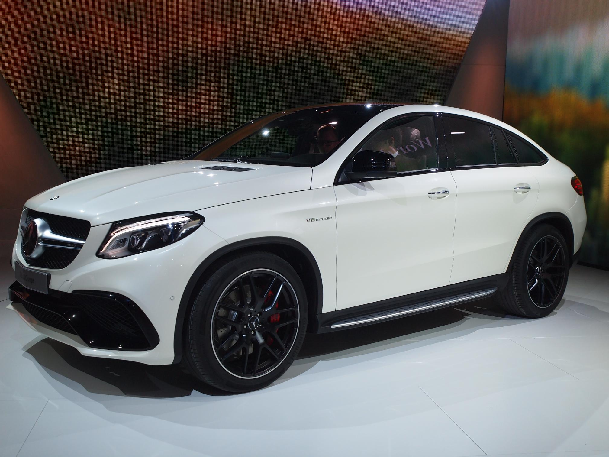 The New Mercedes Amg Gle 63 Coupe 4matic Driving Performance Reinterpreted Myautoworld Com