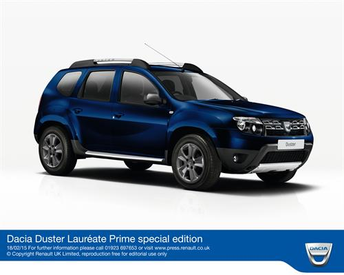DACIA LAUNCHES NEW 10TH ANNIVERSARY SPECIAL EDITIONS