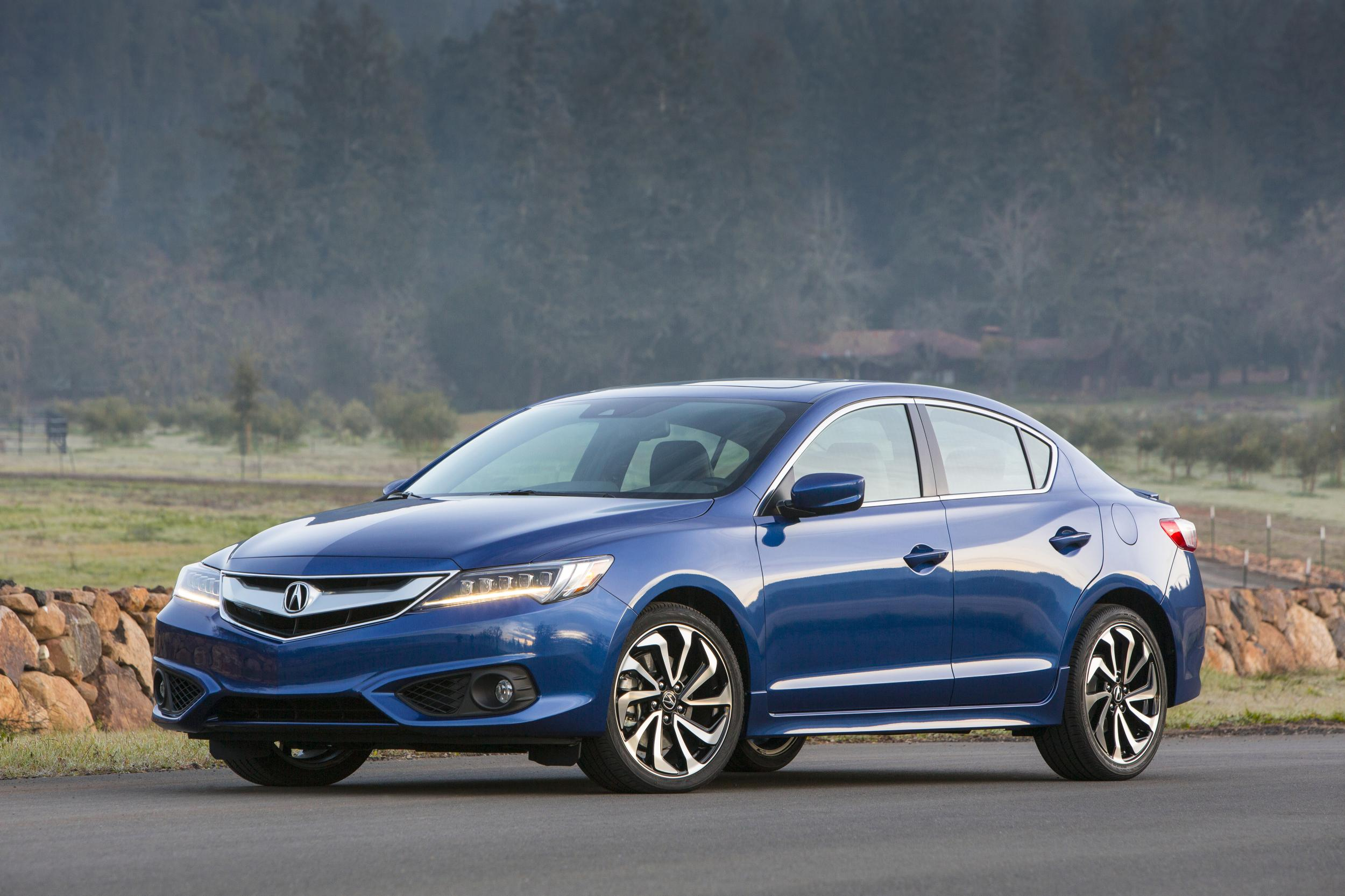 THE 2016 ACURA ILX REDESIGNED, REENGINEERED AND REBORN AS ...