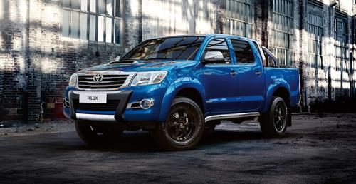 THE NEW TOYOTA HILUX INVINCIBLE X