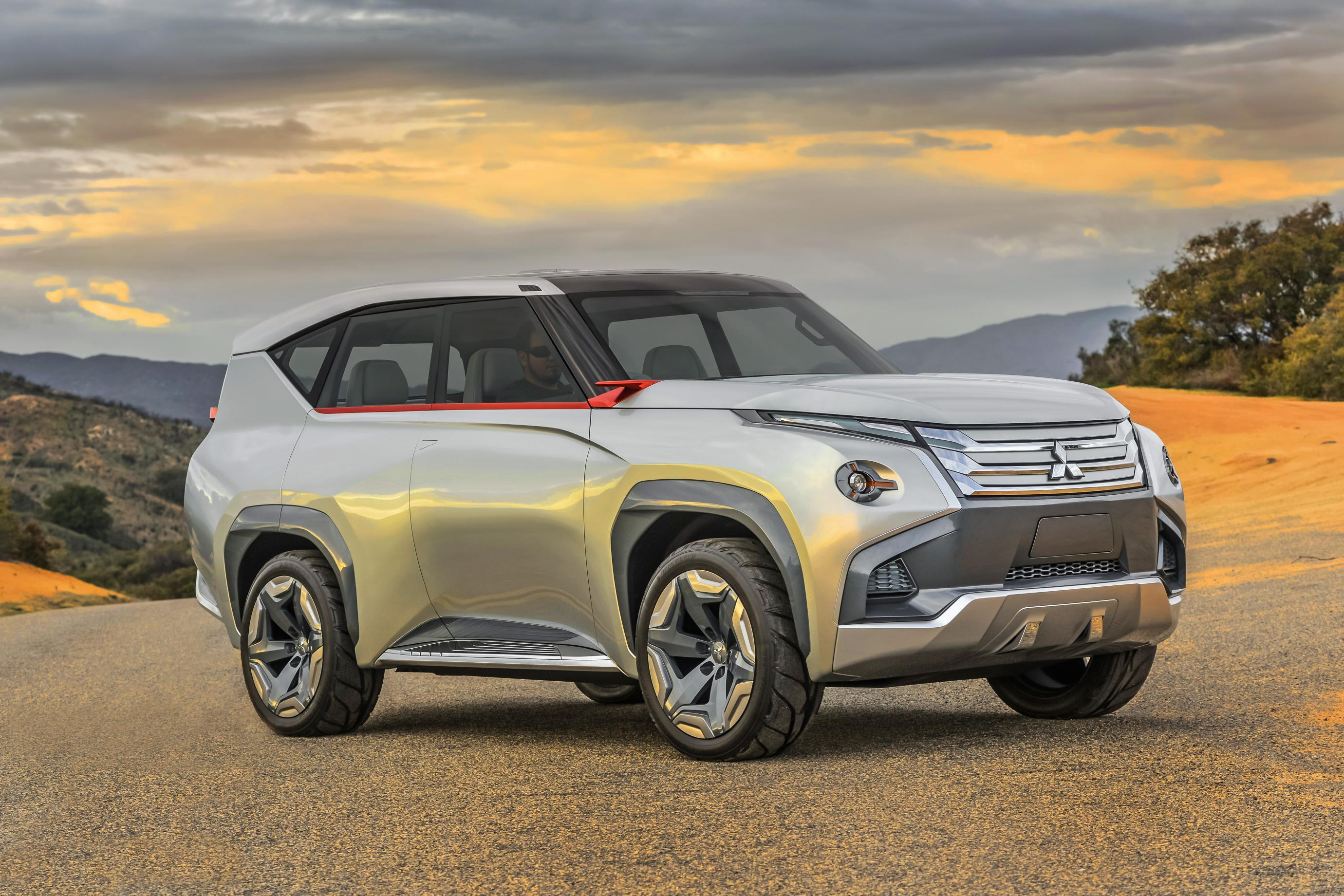 MITSUBISHI MOTORS CONCEPT GC-PHEV MAKES NORTH AMERICAN DEBUT AT THE CHICAGO AUTO SHOW