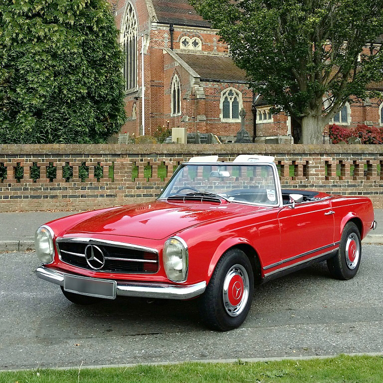 Mercedes Benz 250sl: H&H'S FEBRUARY BUXTON SALE REACH NEW HEIGHTS