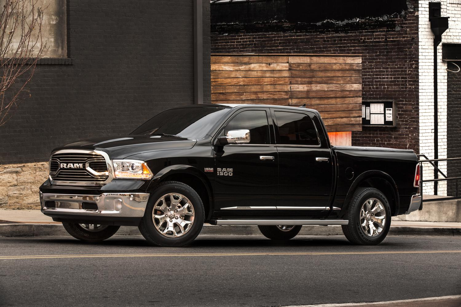 RAM TRUCK ANNOUNCES NEW LARAMIE LIMITED