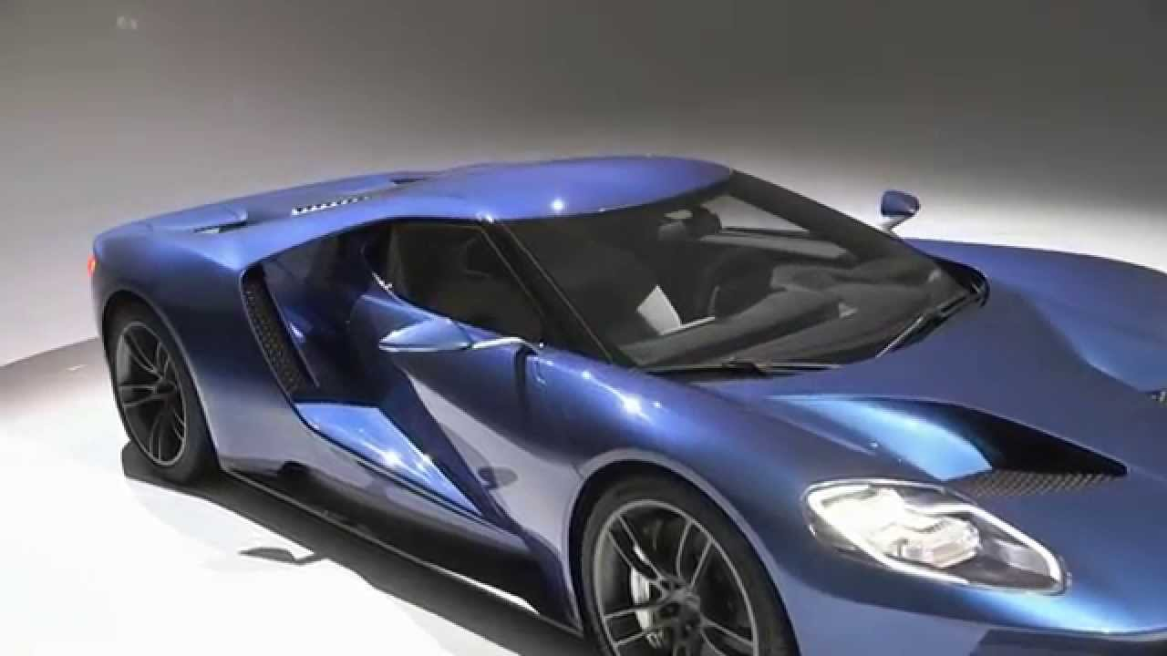 All New Ford Gt Carbon Fiber Supercar Redefines Innovation In Aerodynamics Ecoboost And Light Weighting