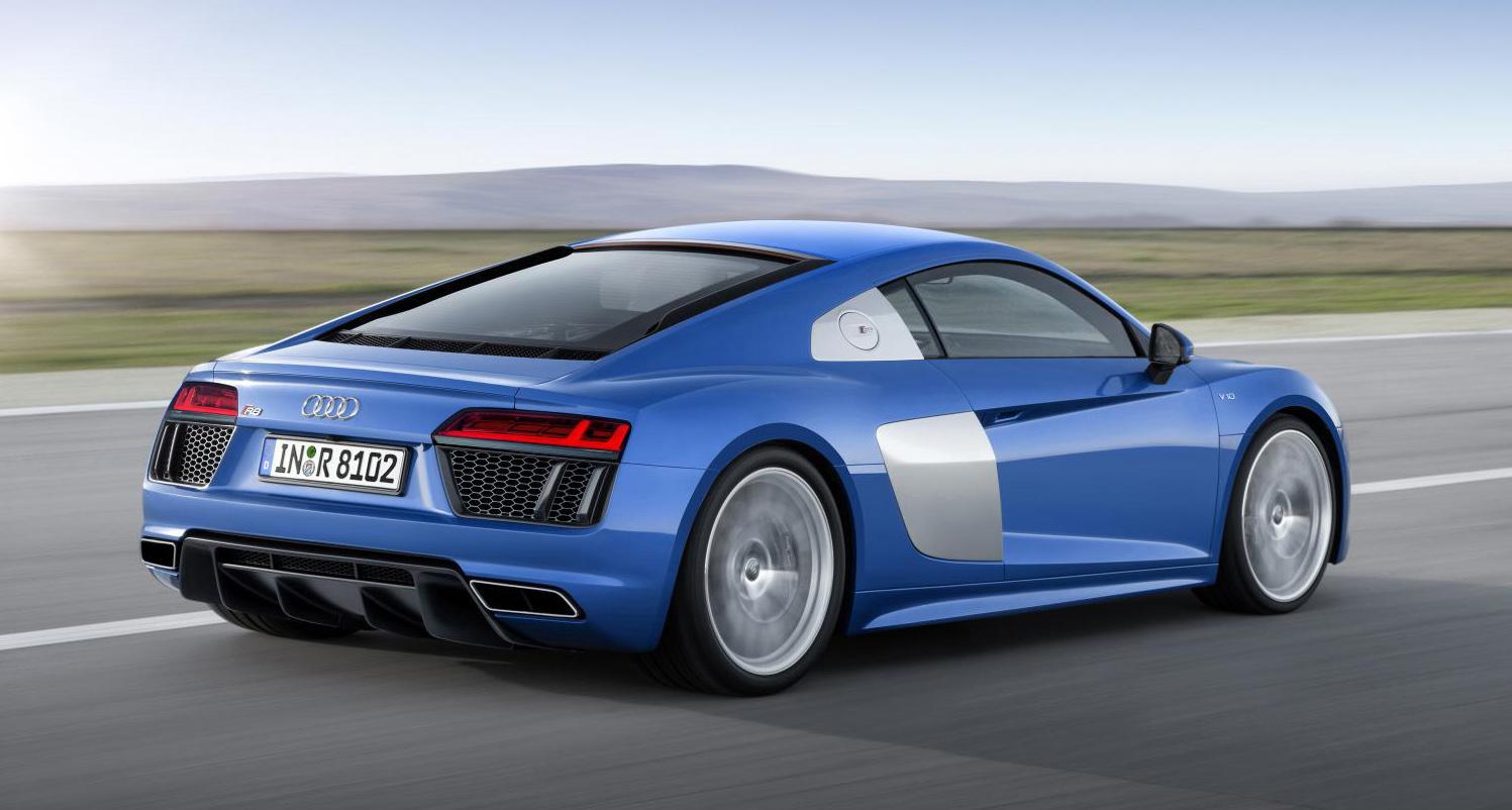 Audi r8 фото цена