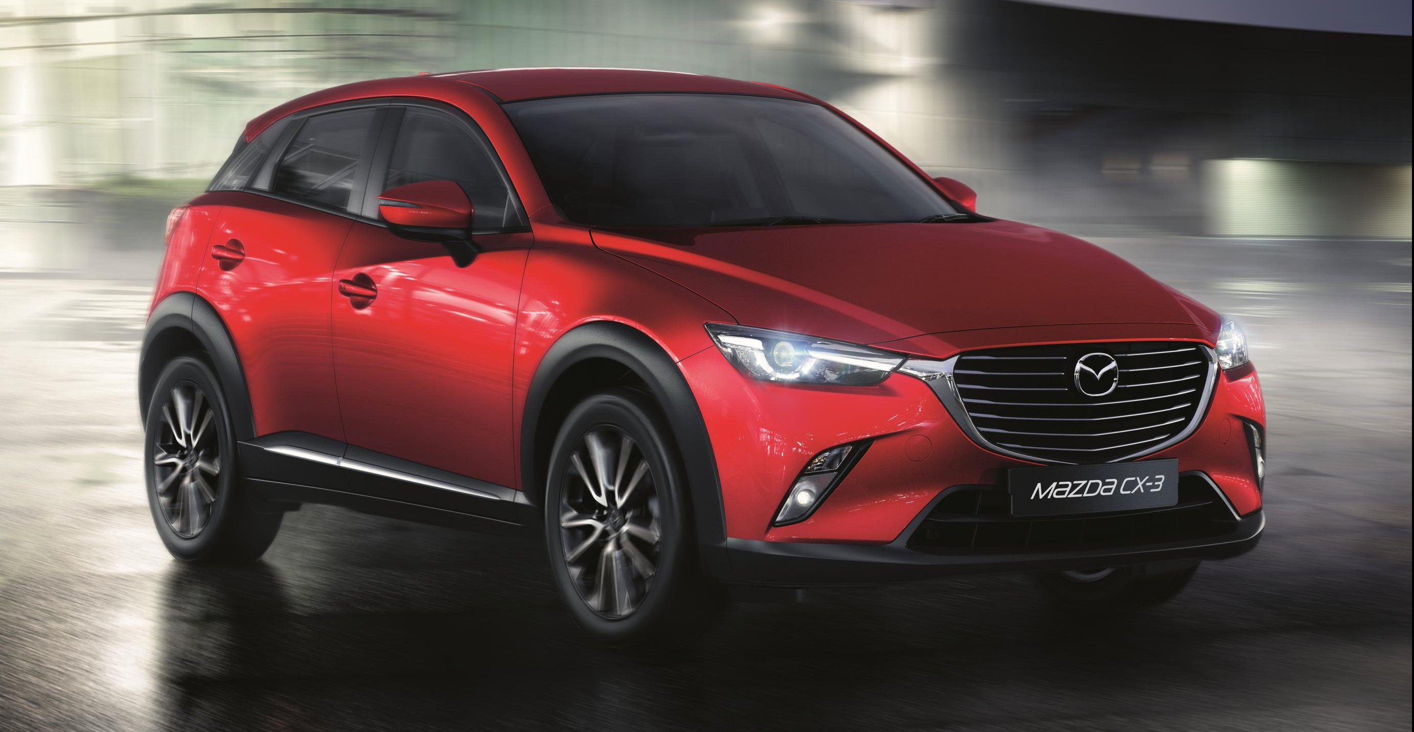 all new mazda cx 3 pricing and specification announced. Black Bedroom Furniture Sets. Home Design Ideas