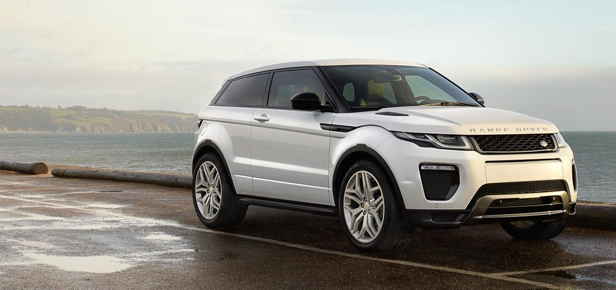 Land Rover Uk Announces 2016 Model Year Evoque Pricing
