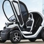 TWIZY AVAILABLE IN FRENCH URBAN CAR-SHARING SERVICE