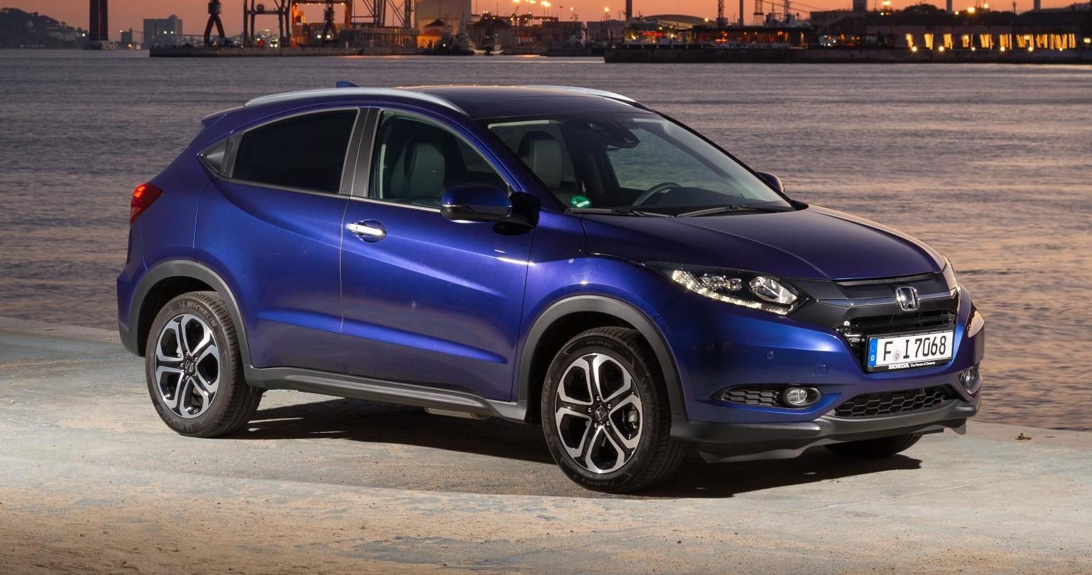 New Honda Hrv >> 2015 HONDA HR-V - myAutoWorld.com