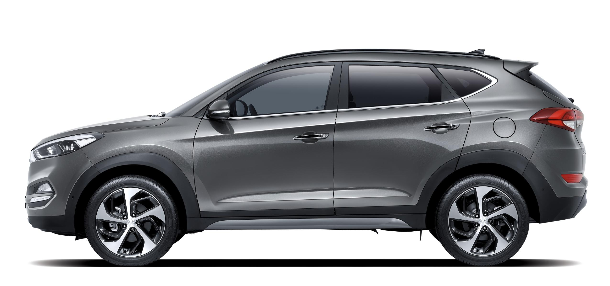 All New 2016 Hyundai Tucson Myautoworld Com