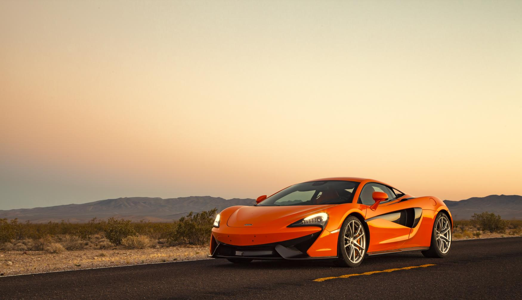 Mclaren Sports Series Enters Pre Production Phase Ahead Of