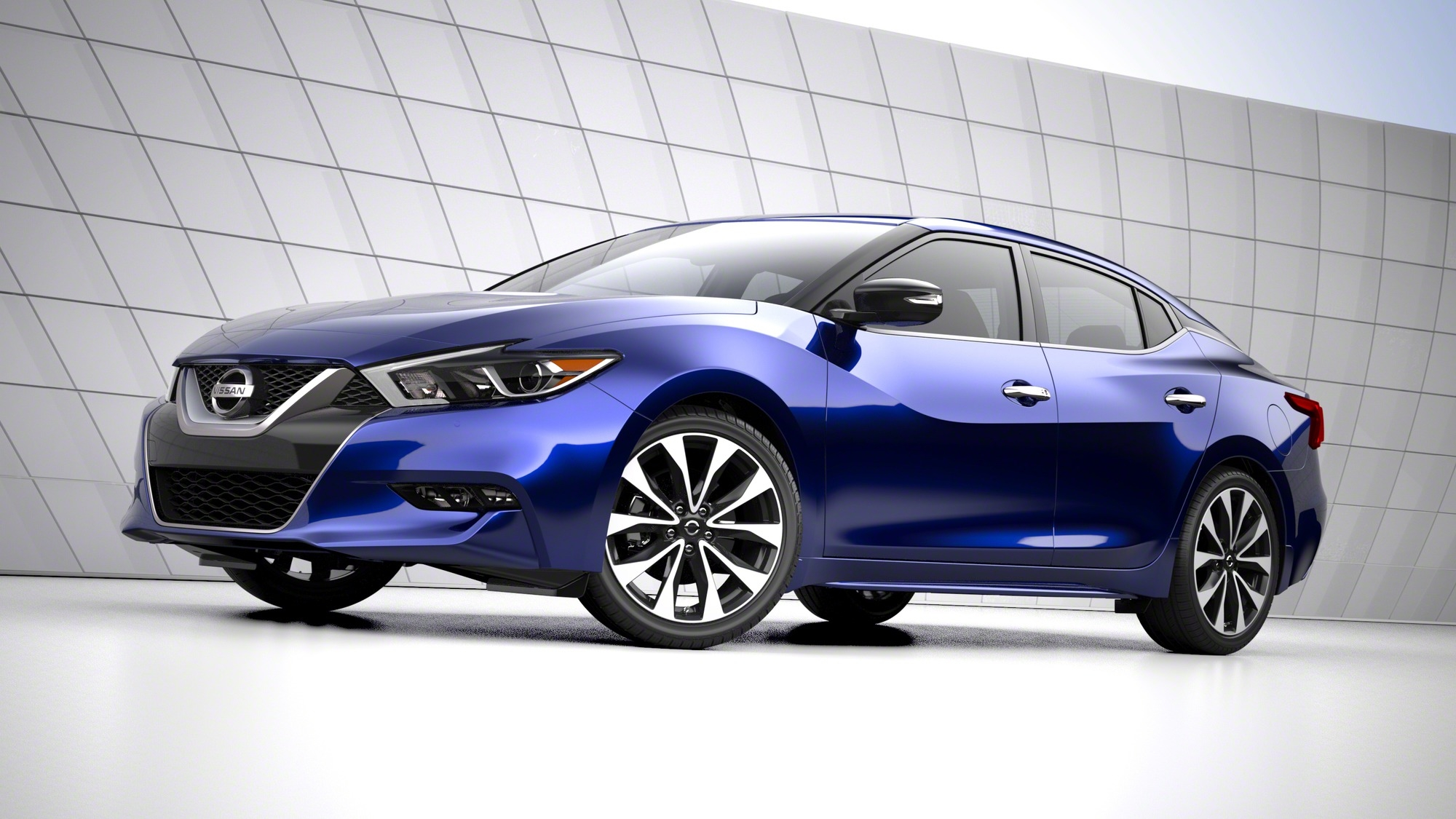 Created By Driving Enthusiasts For The Dramatically Styled 2016 Nissan Maxima Looks Like