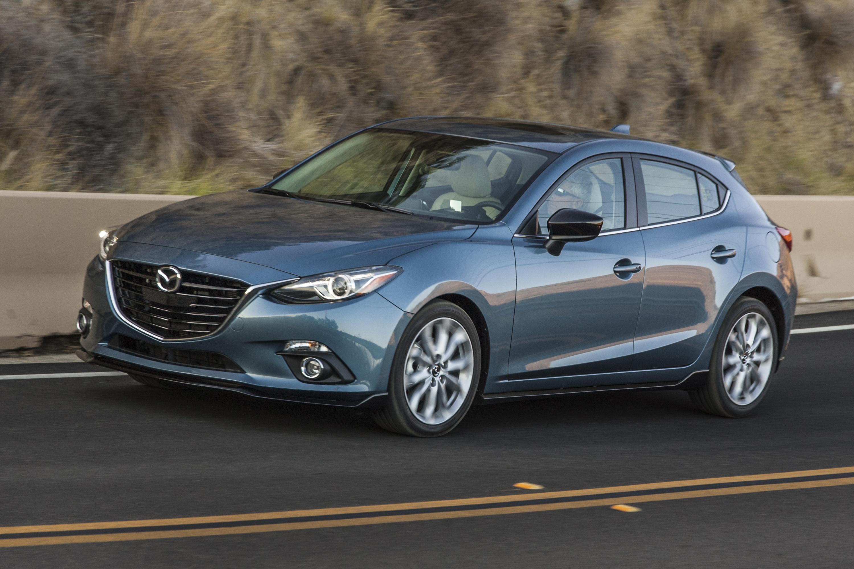 Mazda S 2016 Lineup Mazda3 5d Touring 6mt Blue