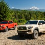 THE ALL-NEW 2016 TOYOTA TACOMA MID-SIZE PICKUP