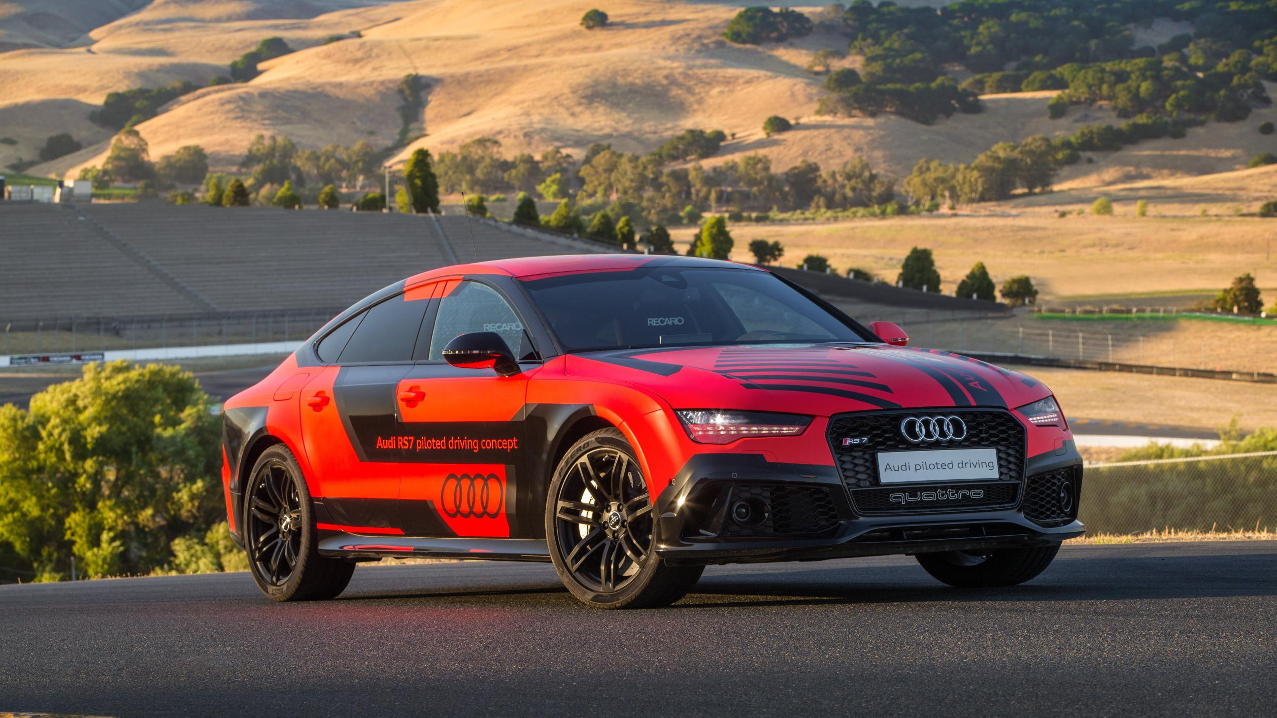 Audi Piloted Driving >> Audi Future Of Piloted Driving Myautoworld Com