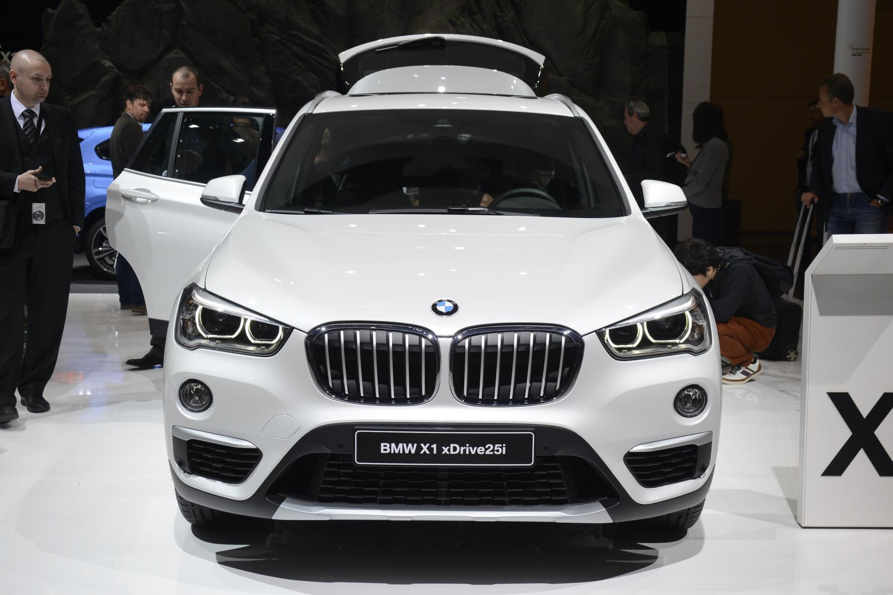 BMW X1 xDrive25i (front)