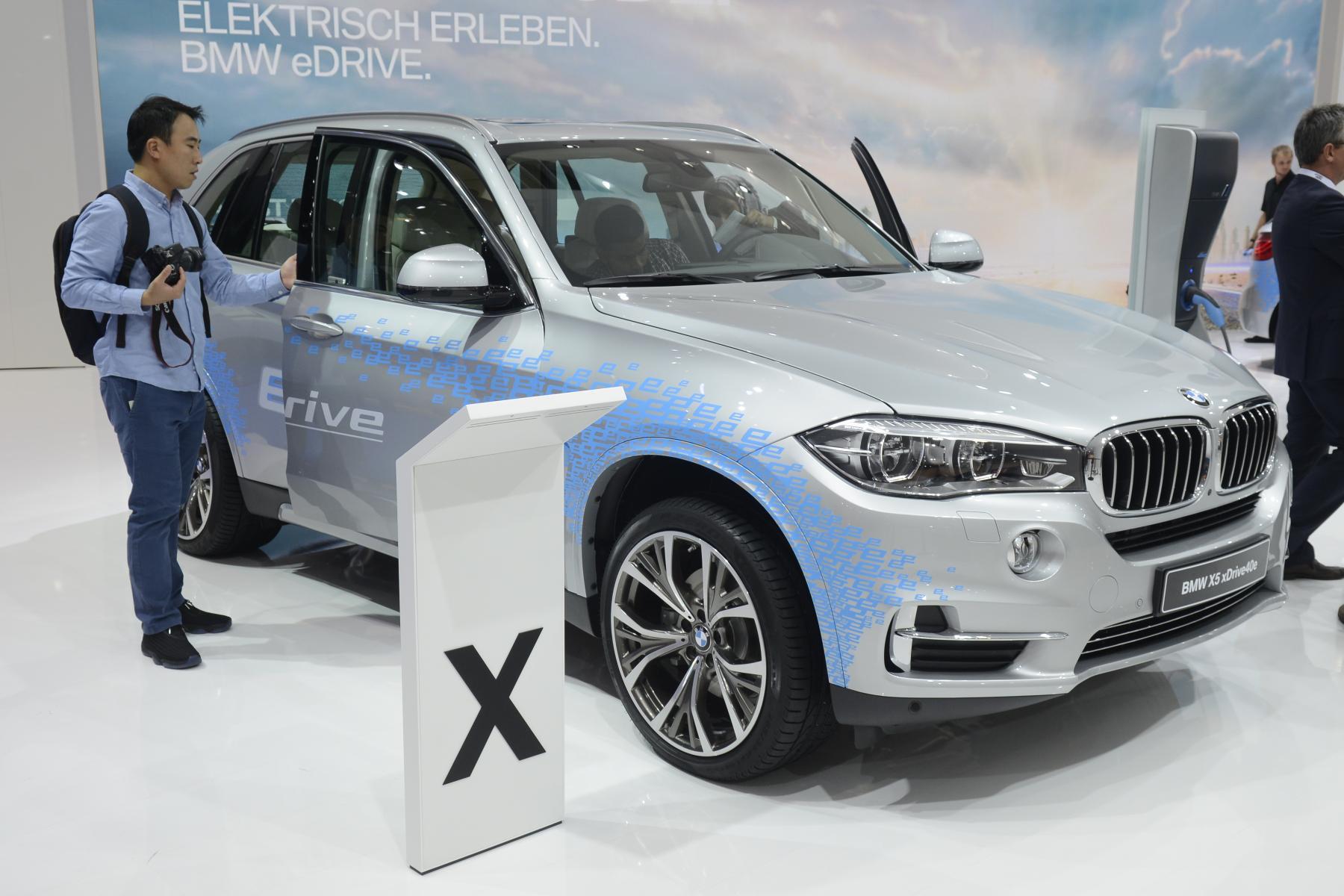 BMW X5 xDrive40e (4)