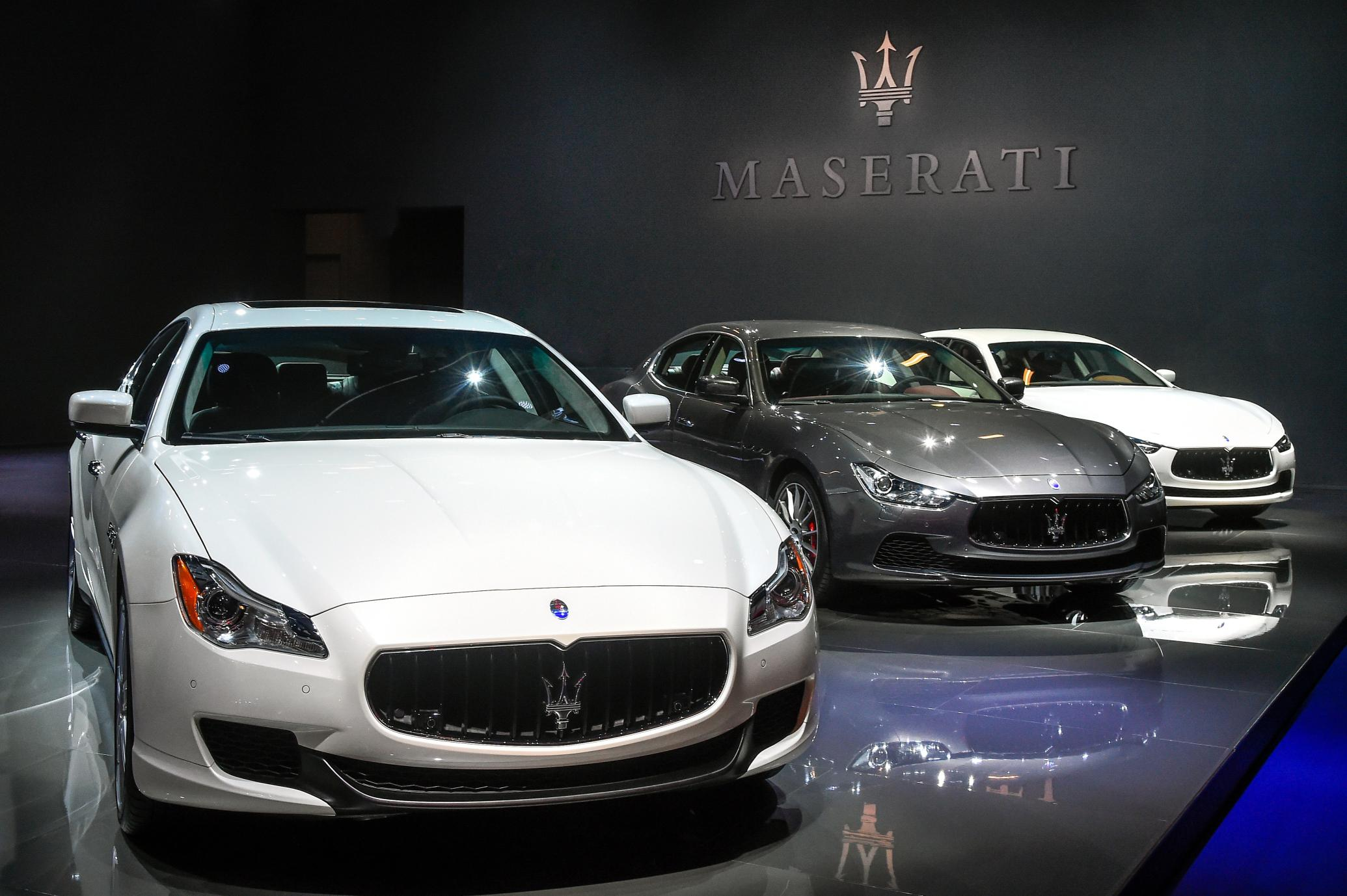 Maserati Frankfurt