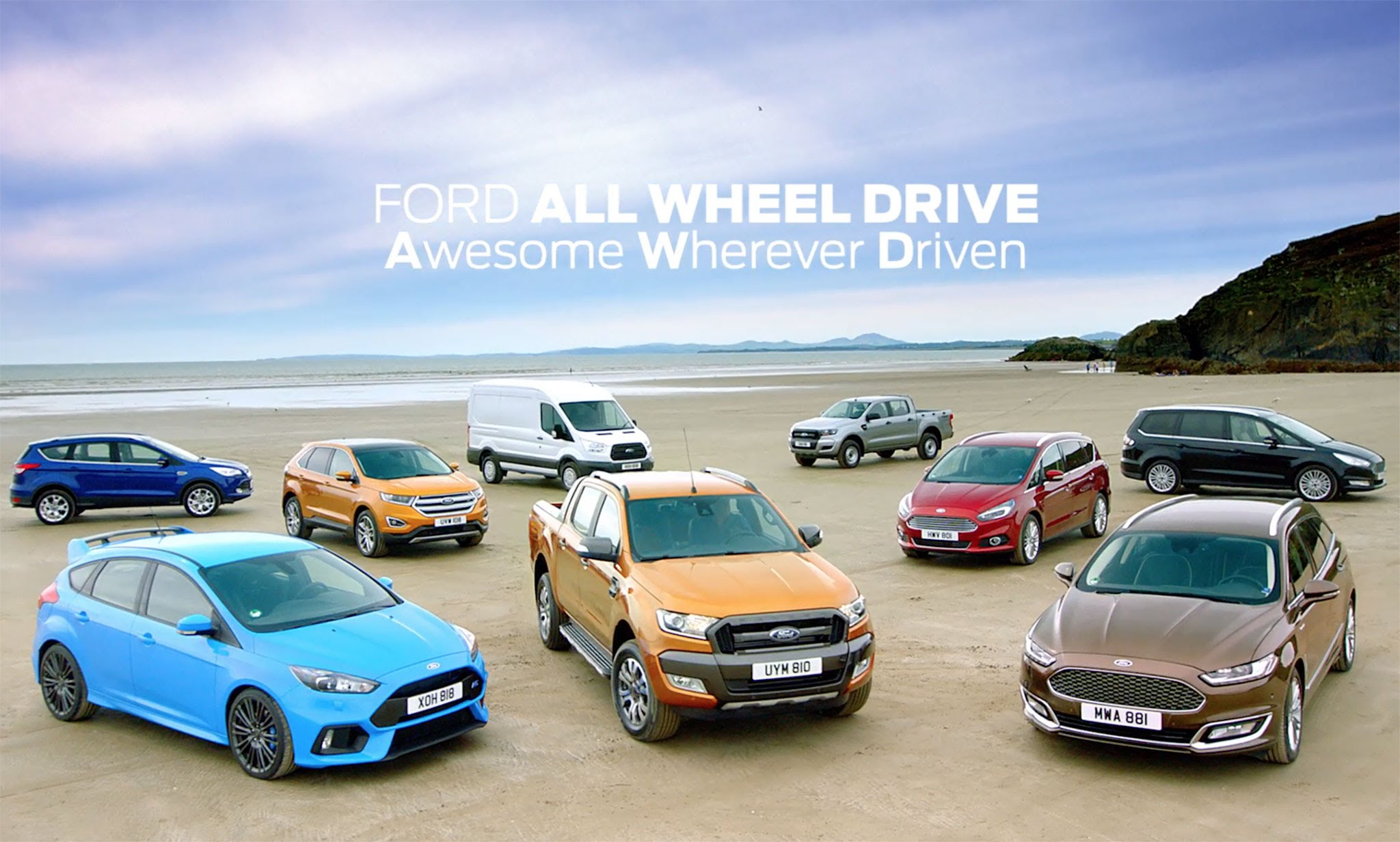 ford europe all new ford edge kuga and ecosport. Black Bedroom Furniture Sets. Home Design Ideas