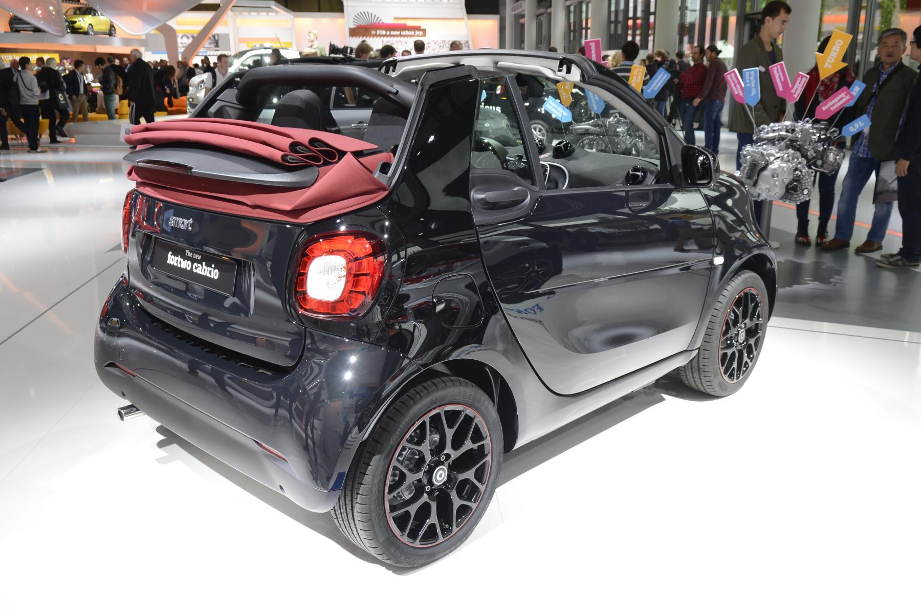smart fortwo cabrio (rear)