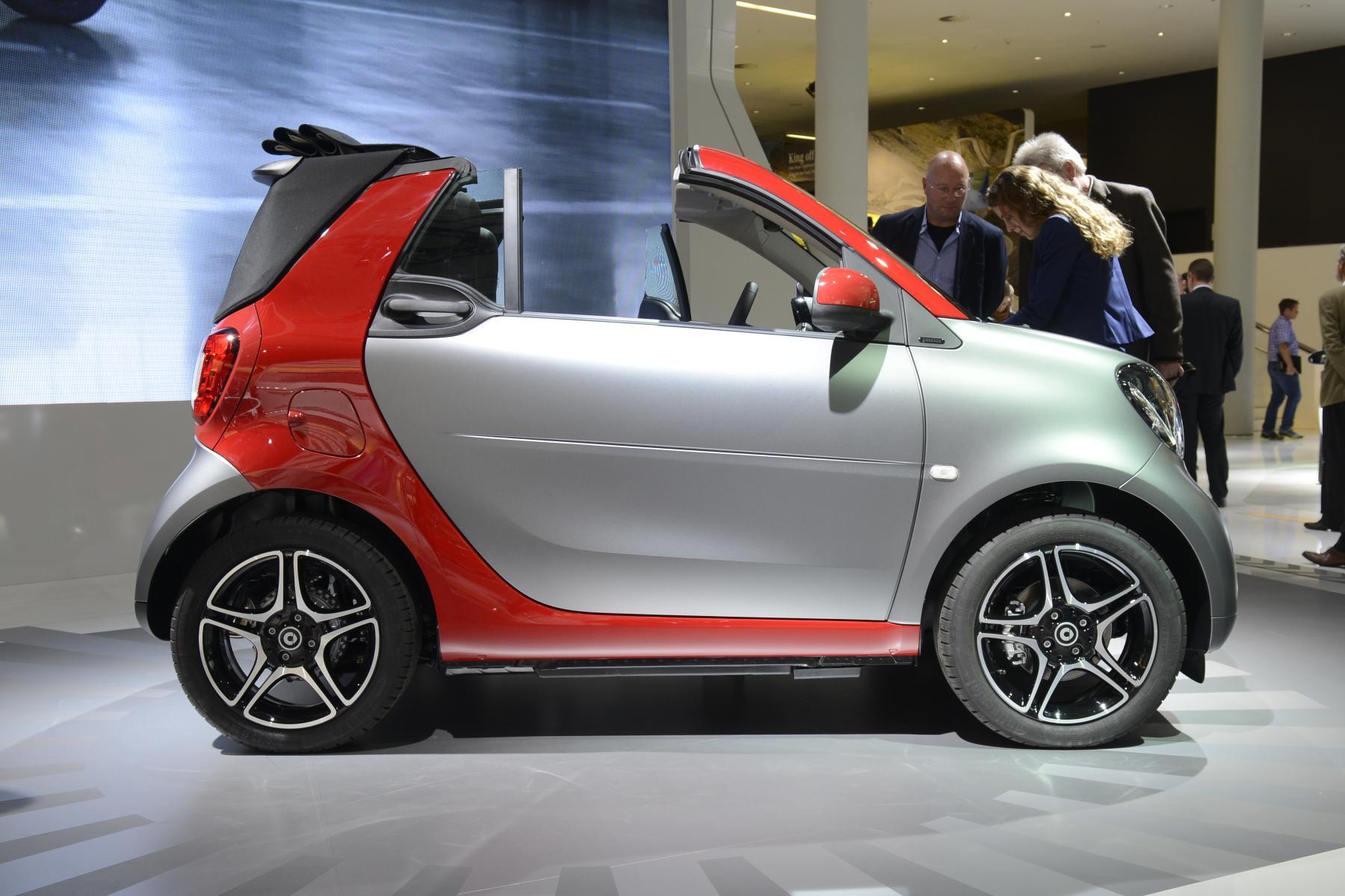 smart fortwo cabrio (side)
