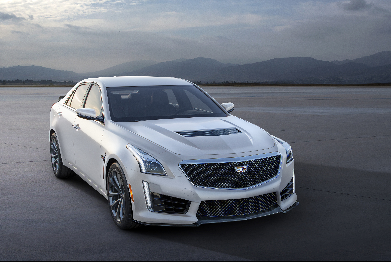 Recaro Performance Sport >> 2016 CADILLAC CRYSTAL WHITE FROST EDITIONS - myAutoWorld.com