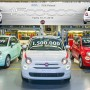 FIAT 500 REACHES 1,500,000 MILESTONE