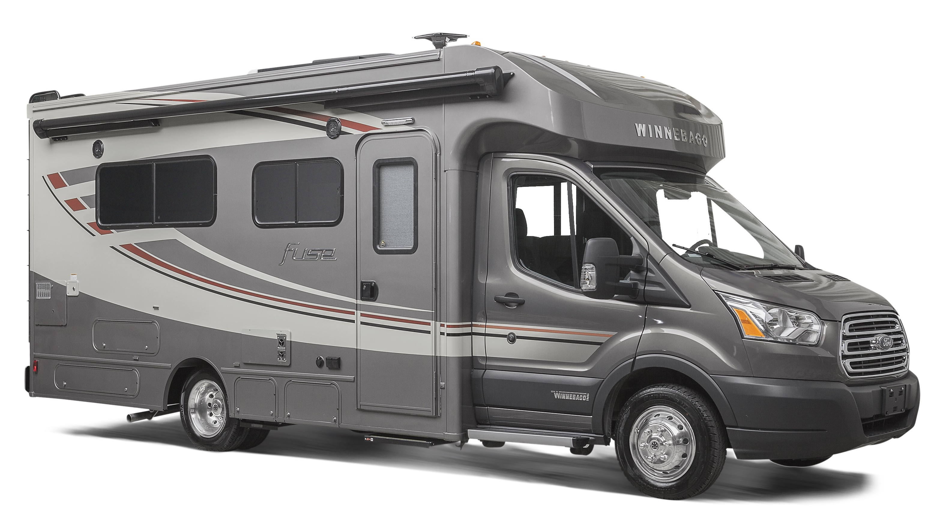 New Ford Transit Based Motorhomes