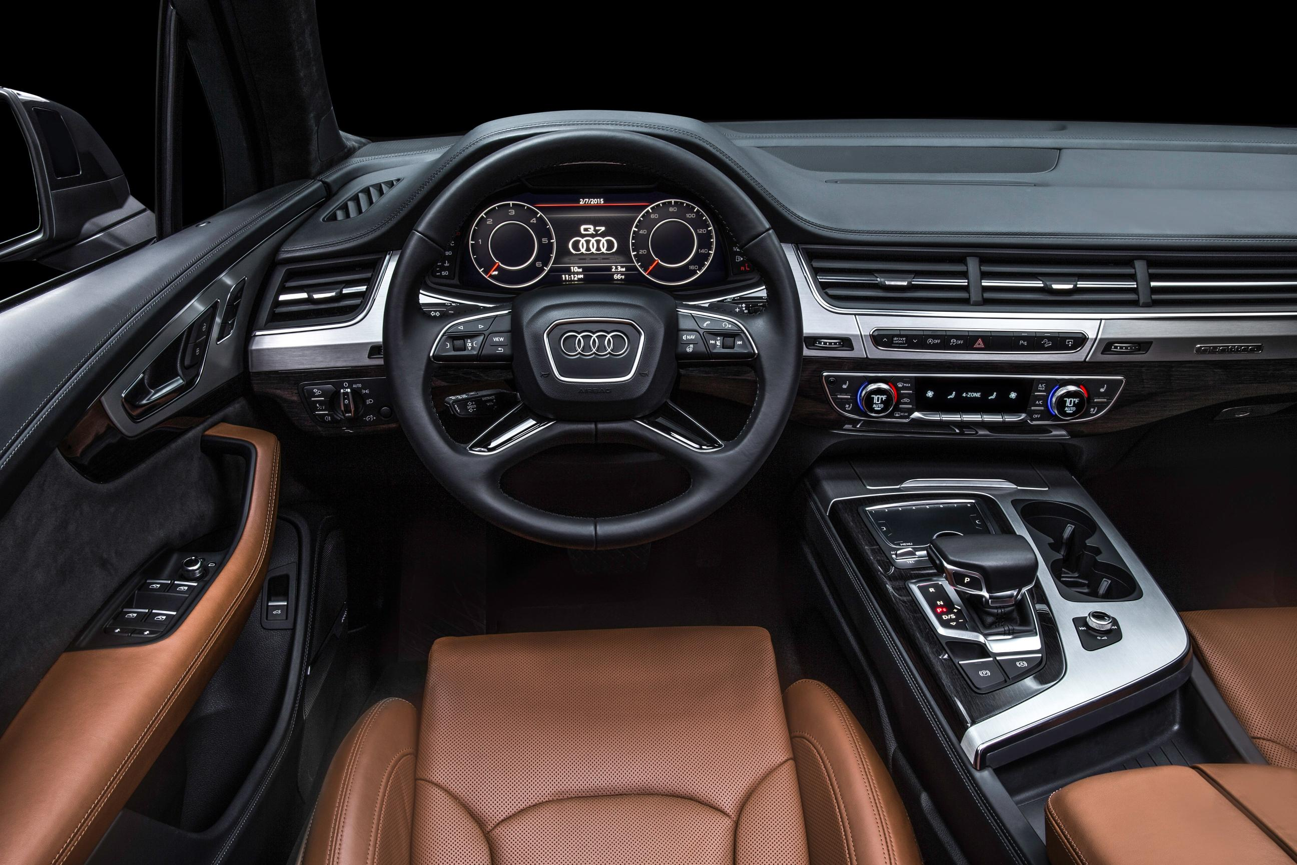 audi announces pricing for the all new audi q7. Black Bedroom Furniture Sets. Home Design Ideas