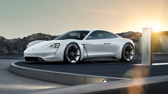 PORSCHE MISSION E – 100% ELECTRICALLY POWERED