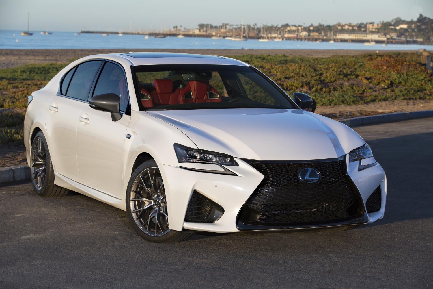 2016 lexus gs f performance sedan. Black Bedroom Furniture Sets. Home Design Ideas