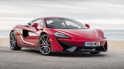 McLAREN NORTH AMERICA AND ALLY FINANCIAL ANNOUNCE FINANCING RELATIONSHIP
