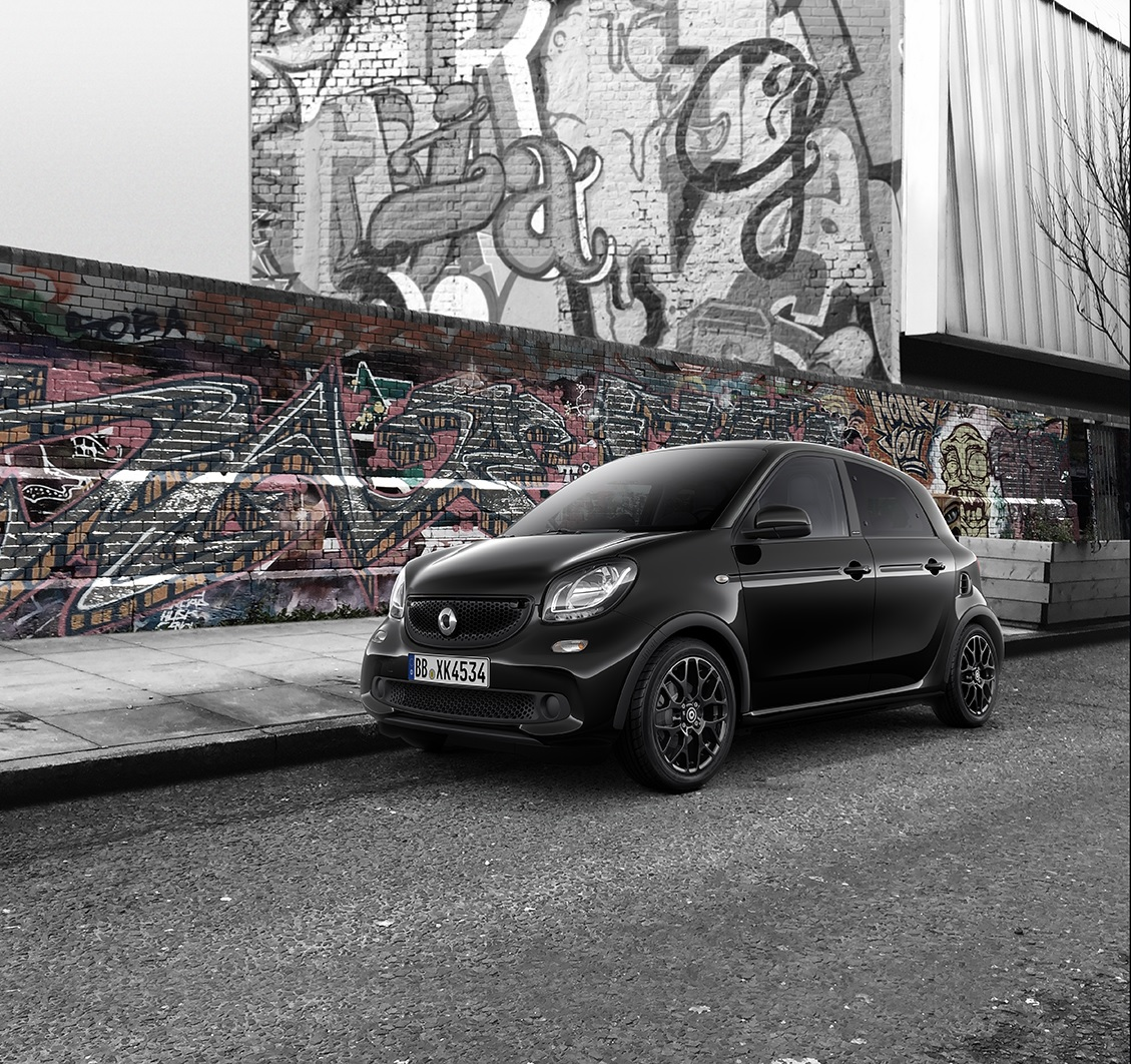 94200smart-forfour edition black