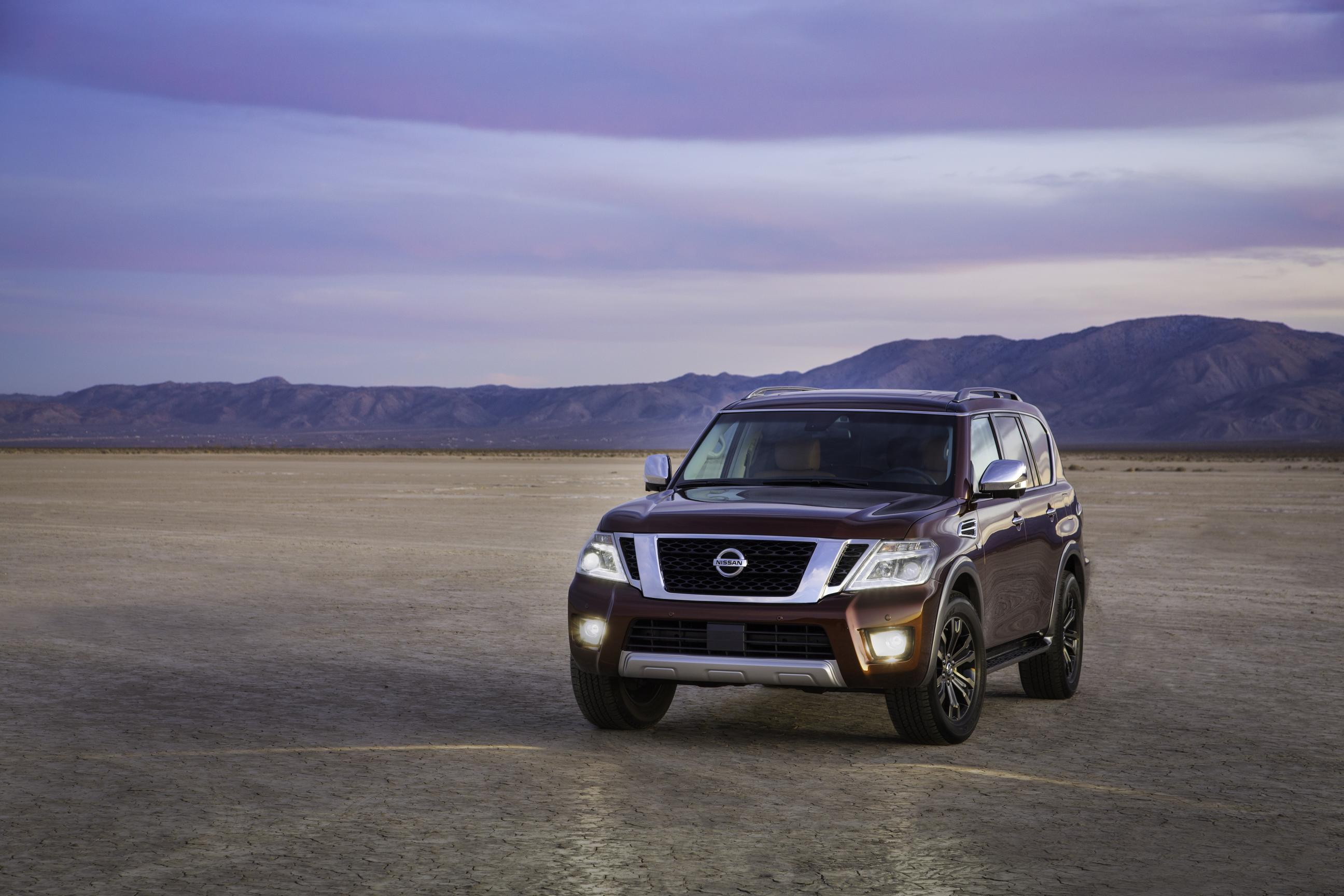 2017 Nissan Armada Configurations >> ALL-NEW 2017 NISSAN ARMADA - myAutoWorld.com