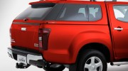 NEW HARD-TOP CANOPY FOR ISUZU D-MAX