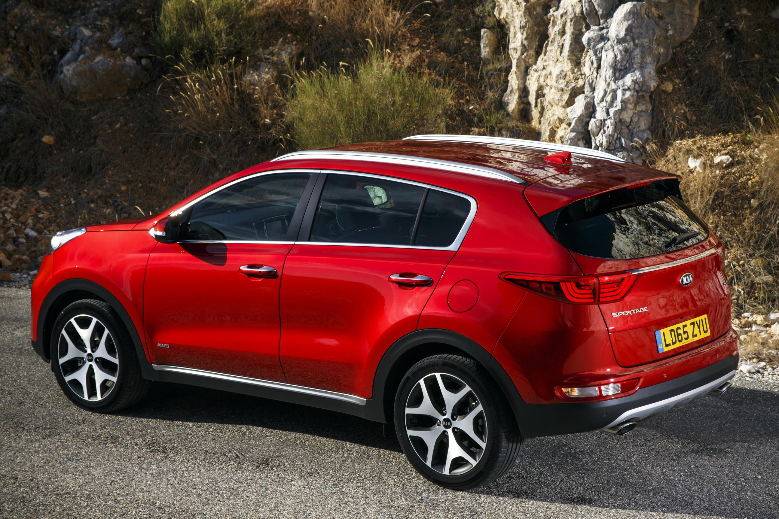 kia announces prices for all new sportage. Black Bedroom Furniture Sets. Home Design Ideas