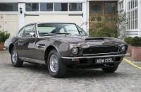 1972 Aston Martin AM Vantage