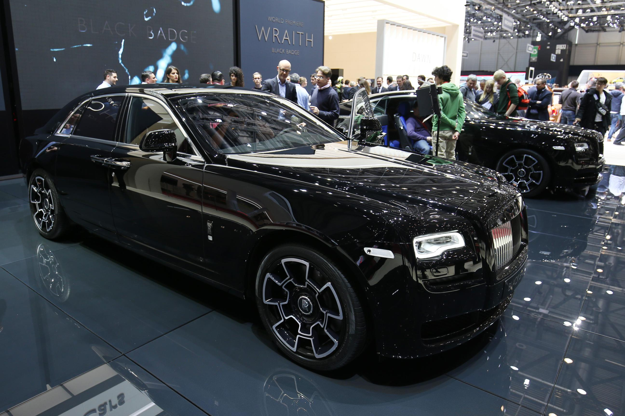 Rolls Royce Ghost Black Badge >> ROLLS-ROYCE 'BLACK BADGE' - myAutoWorld.com