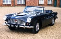 1961-1963 ASTON MARTIN DB4