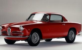 Alfa Romeo 1900 Super Sprint (1956)