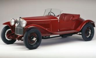 Alfa Romeo 6C 1500 Super Sport (1928)