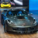 2017 Corvette Grand Sport Unveiled in Geneva